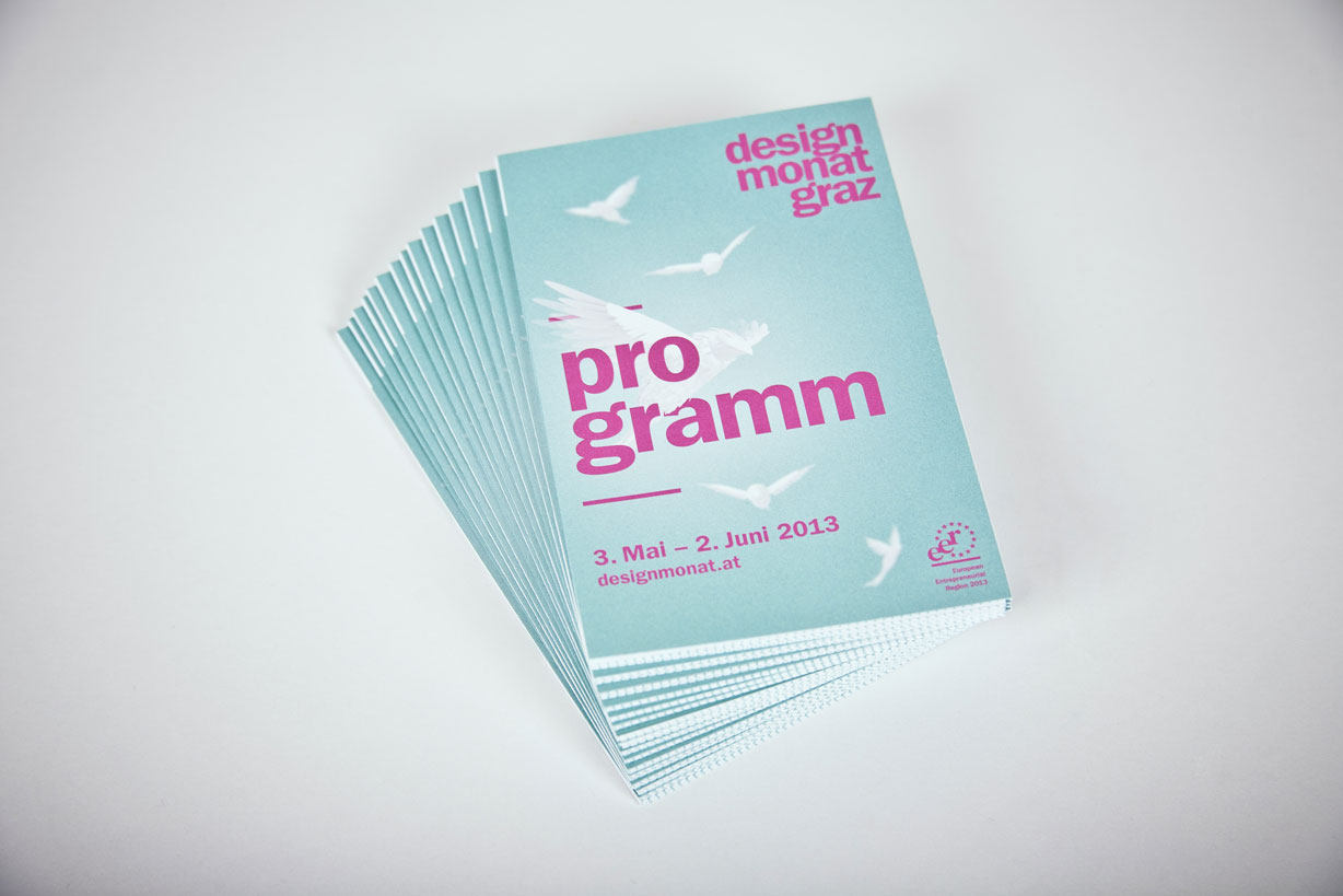 MONTH OF DESIGN GRAZ 2013