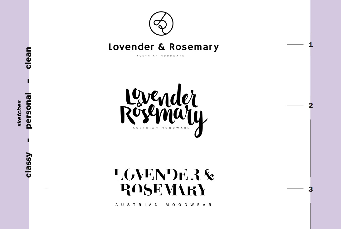 Lovender & Rosemary