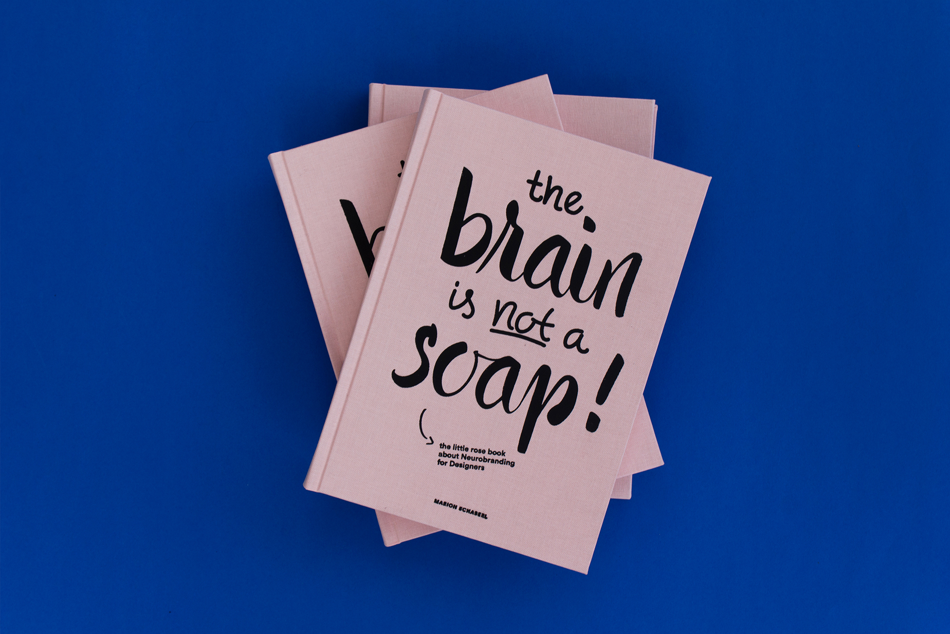 the brain is not a soap!