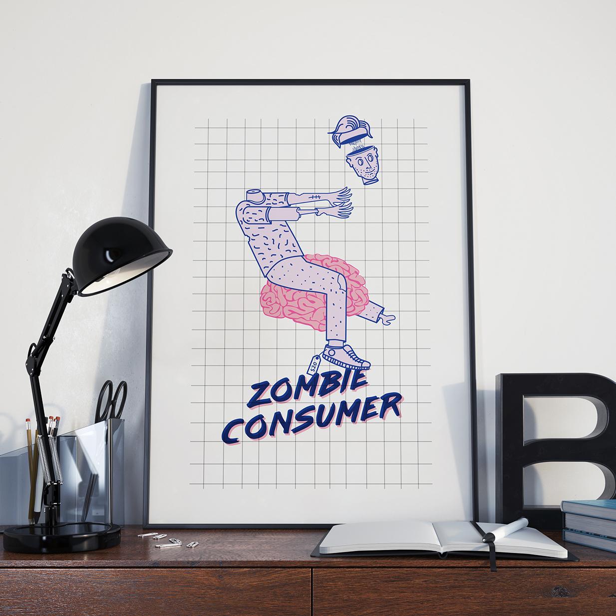 Zombie Consumer